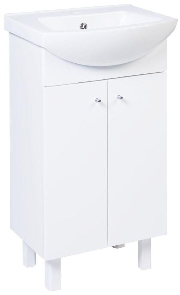 Zestaw mebli łazienkowych z umywalką 50 LUKA NEW SENSEA