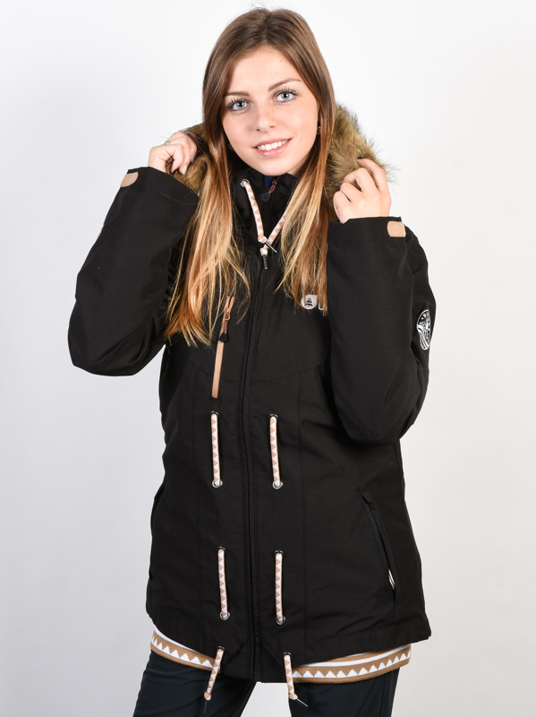 Picture Cooler 10/10 black kurtka zimowa kobiety - M