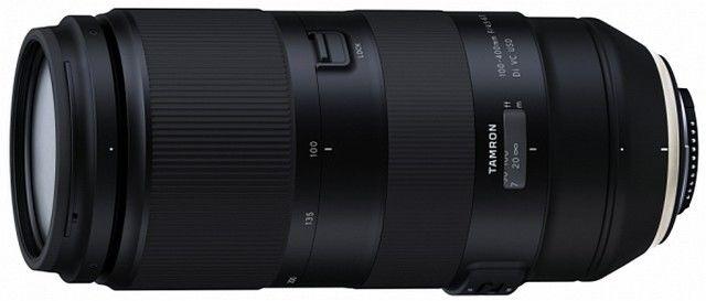 Obiektyw Tamron 100-400 mm f/4.5-6.3 Di VC USD (Canon) - 5 lat gwarancji