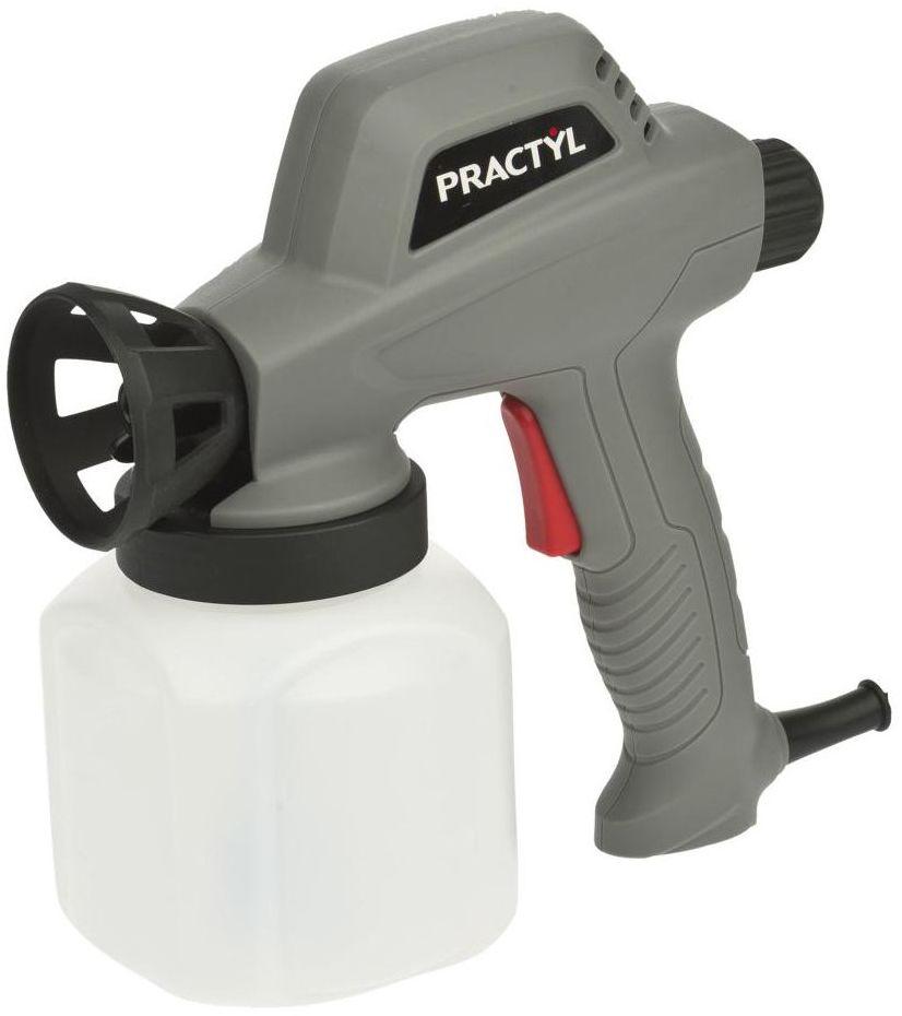 Pistolet do malowania natryskowego PLD5040 60 W PRACTYL