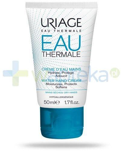 Uriage Eau Thermale krem do rąk aktywnie nawilżający 50 ml