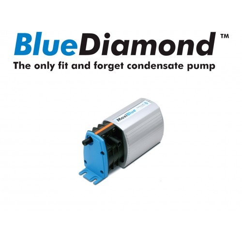 Pompka skroplin (kondensatu) BlueDiamond MaxiBlue + Czujnik HOT and COLD (MaxiBlue HC)