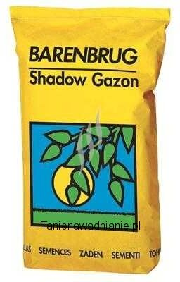 Trawa Barenbrug Shadow Gazon 5kg