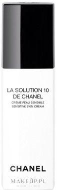 Chanel La Solution 10 de Chanel krem nawilżający do skóry wrażliwej 30 ml