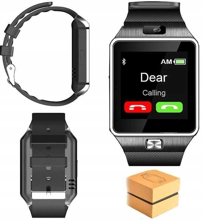 Smartwatch Zegarek Kamera slot karty SIM