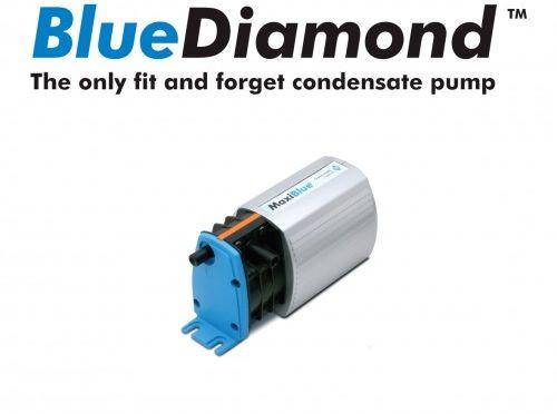 Pompka skroplin (kondensatu) BlueDiamond MaxiBlue + Zbiornik z czujnikiem (MaxiBlue ZC)