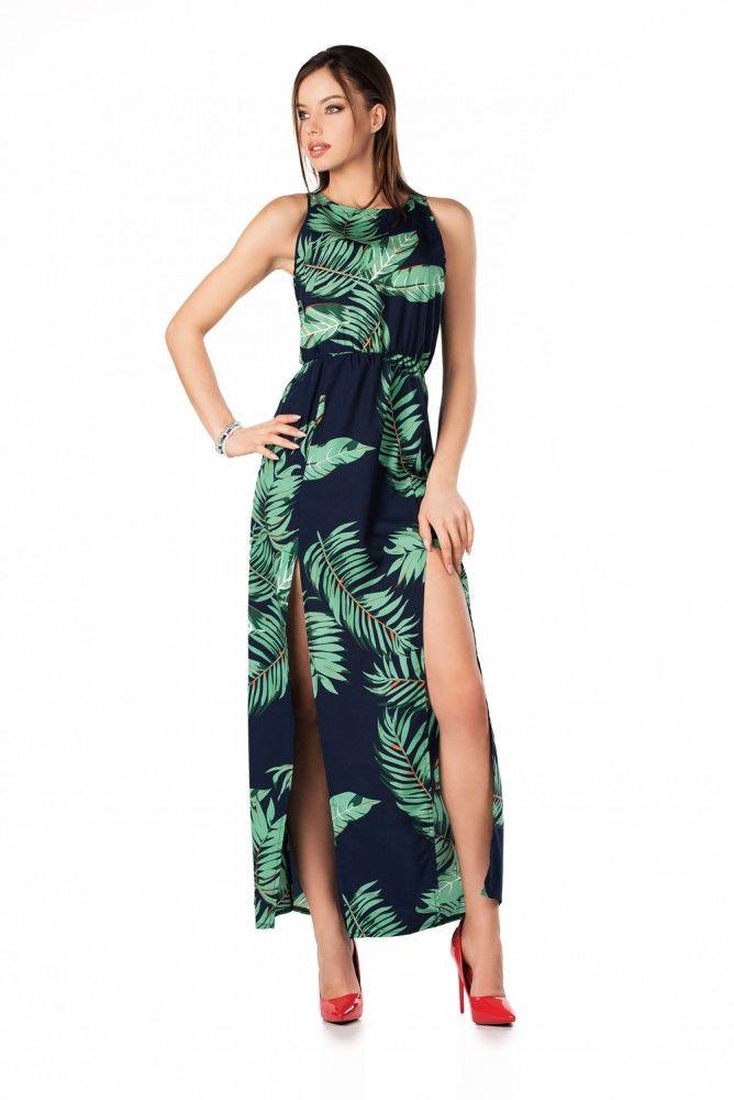 Brianna 85407 sukienka maxi