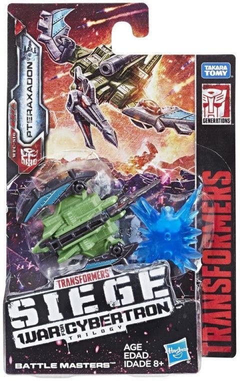 Hasbro Figurka Transformers Generations War for Cybertron Battle Masters Pteraxadon