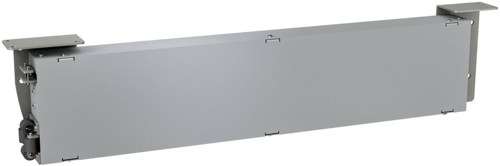 Kindermann CableCaddy Universal, ręczne wciąganie kabla przy użyciu siły sprężyny dla kabla AV i kabla okrągłego do transmisji danych