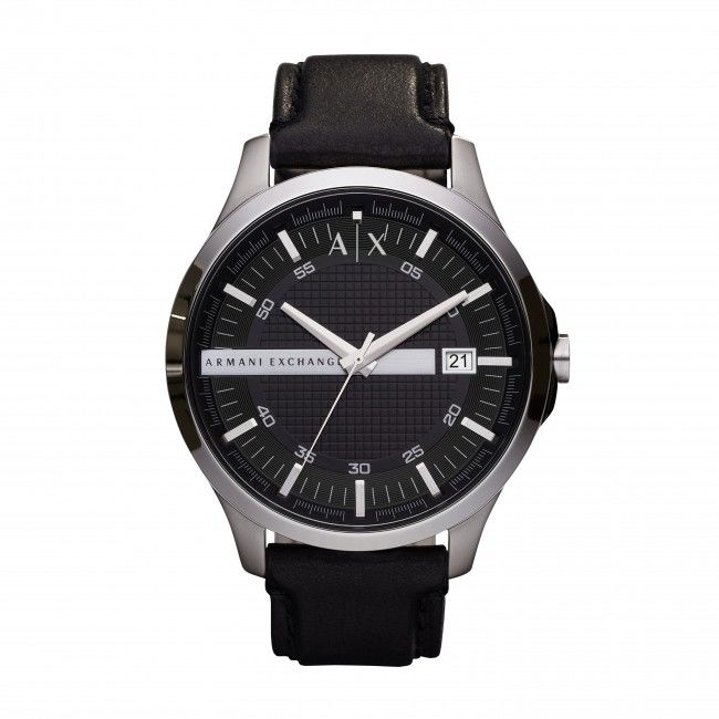 Zegarek ARMANI EXCHANGE - Hampton AX2101 Black/Silver