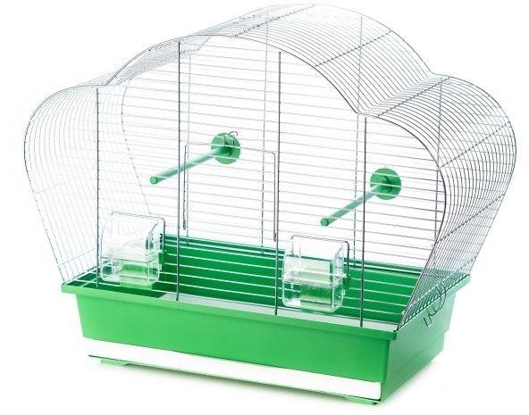 INTER ZOO - Klatka dla ptaków/papug Beta ocynk 56x28x44,5cm