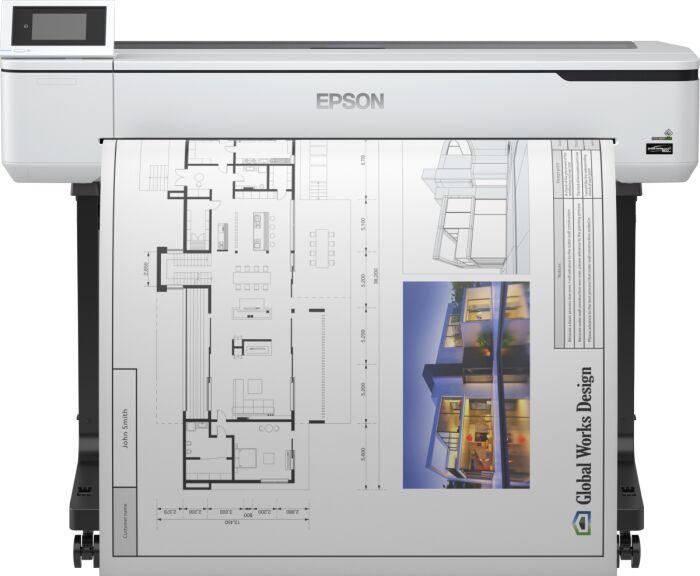 Ploter Epson SureColor SC-T5100 C11CF12301A0 - 2 lata Gwarancji do końca roku!!