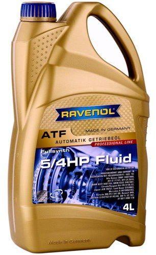 Olej przekładniowy Ravenol ATF 5/4 HP Fluid 4L