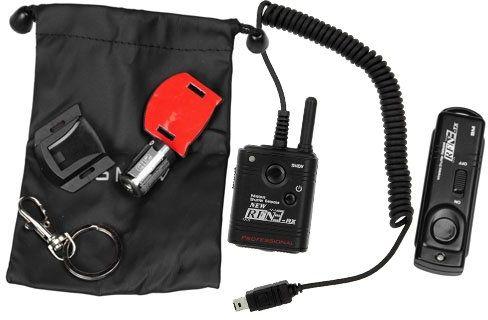 SMDV SMDV-NK90W zdalny wyzwalacz radiowy do Nikon D90/D3100/D3200