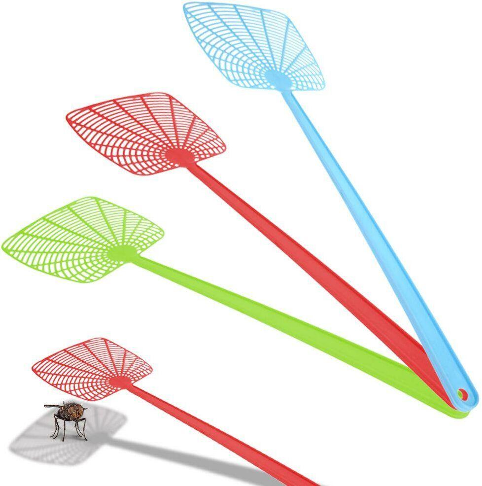 Łapka, PACKA OWADOBÓJCZA, na muchy, owady, komary, zestaw, komplet 3 sztuki