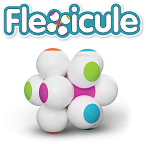 Fat Brain Toys - Flexicule Łamigłówka dla Malucha