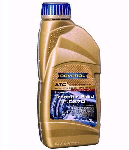 Olej przekładniowy Ravenol Ravenol Transfer Fluid DTF-1 1L