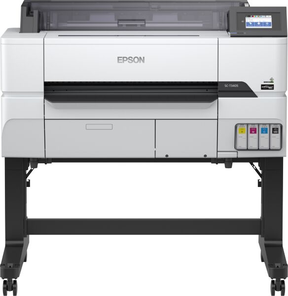 Ploter Epson SureColor SC-T3405 C11CJ55301A0 Wireless Printer - z podstawą