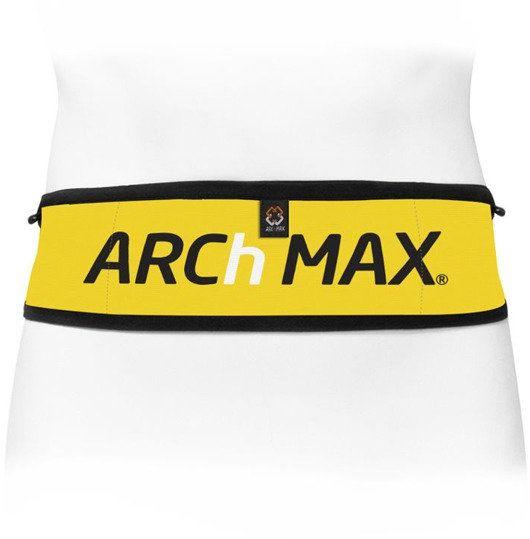 ARCH MAX Pas biegowy ARCH MAX BELT RUN żółty