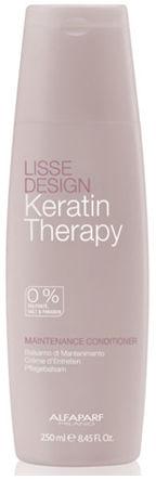 Alfaparf Lisse Design Keratin Therapy odżywka wygładzająca do włosów 250ml