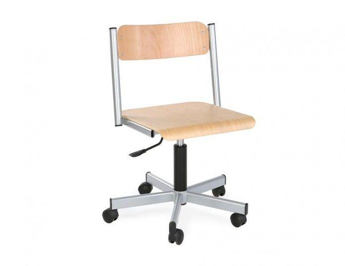 Krzesło szkolne obrotowe Junior