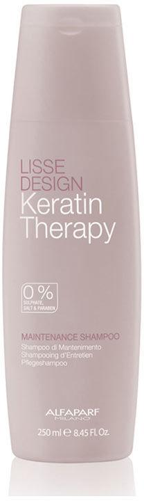 Alfaparf Lisse Design Keratin Therapy szampon wygładzający do włosów 250ml