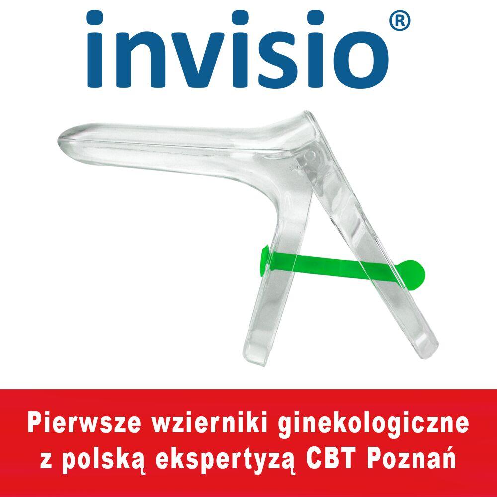 Wziernik ginekologiczny INVISIO