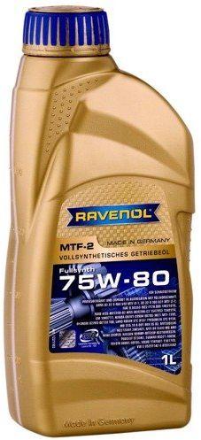 Olej przekładniowy Ravenol MTF-2 75W80 1L