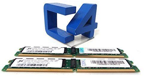 IBM 4 GB 2x2 GB PC2-5300 CL5 ECC DDR2 667MHz SR VLP RDIMM