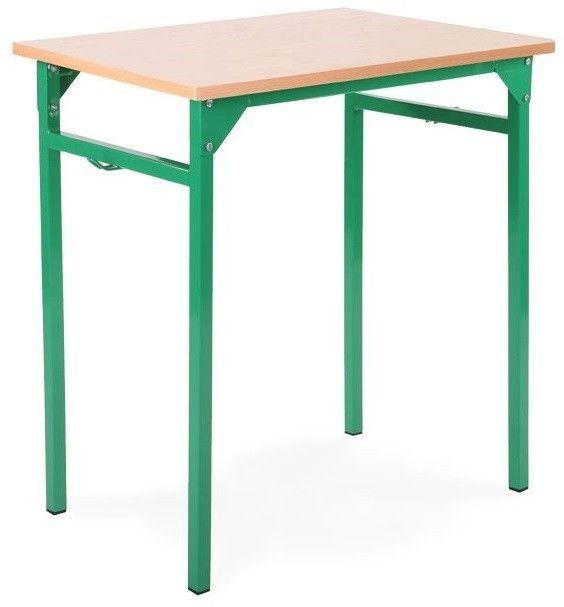 Ławka, stół szkolny Żak plus B 1 osobowy 700x500