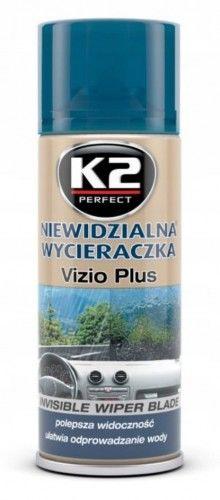 K2 VIZIO PLUS 200ml SPRAY NIEWIDZIALNA WYCIERACZKA