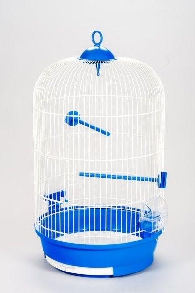 INTER ZOO - Klatka dla ptaków/papug Julia II 34x34x63cm