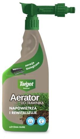 Aerator do trawnika w płynie  600 ml target
