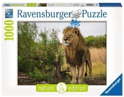 Puzzle Ravensburger 1000 - Król Lew, Lion King