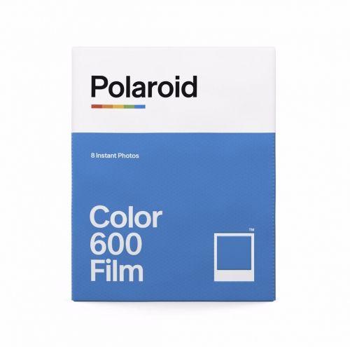 Wkłady Polaroid Color 600 (8 zdjęć) do aparatów typu 600 i I-Type