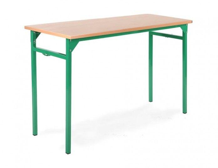 Ławka, stół szkolny Żak plus B 2 osobowy 1300x500
