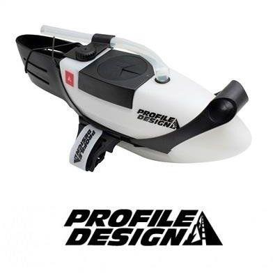 PROFILE DESIGN Bidon Aerodynamiczny FC25 System Biały - Biały