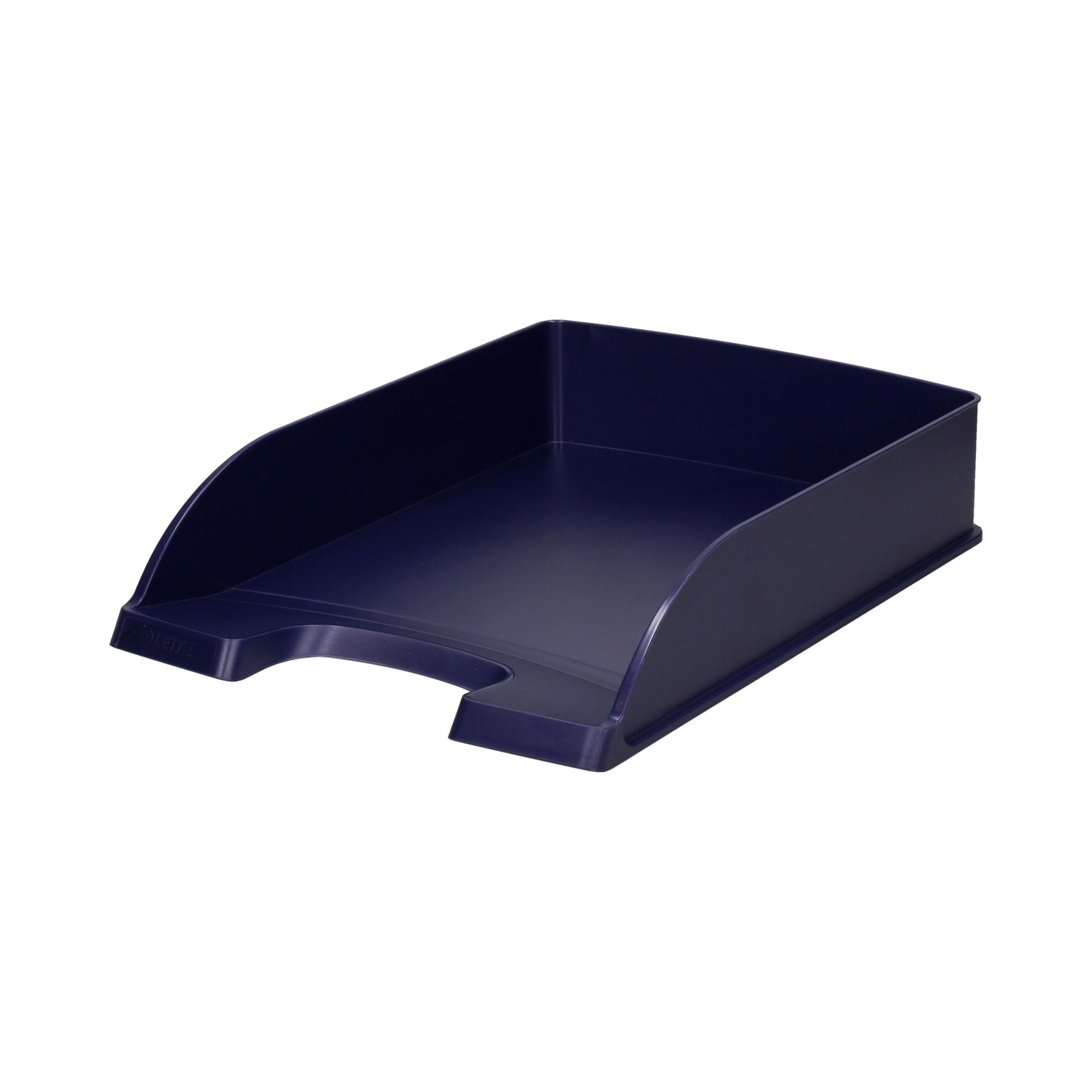 Półka dokumenty A4 niebieska Style Leitz