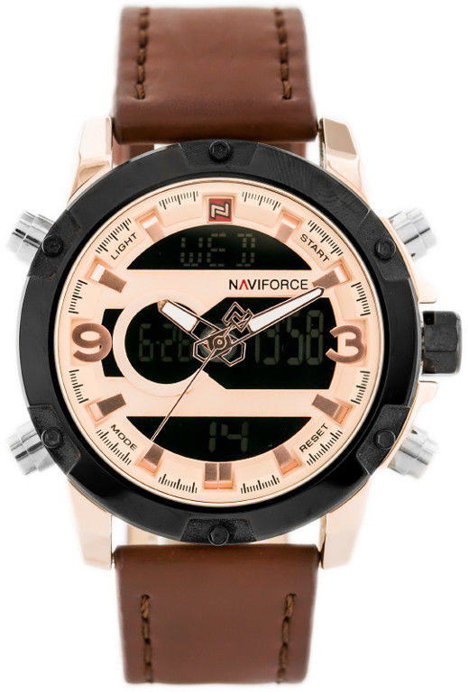 Zegarek Naviforce NF9097 złoty