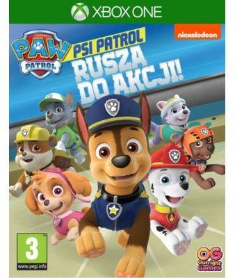 Gra Xbox One Psi Patrol: Rusza do akcji!. > DARMOWA DOSTAWA ODBIÓR W 29 MIN DOGODNE RATY