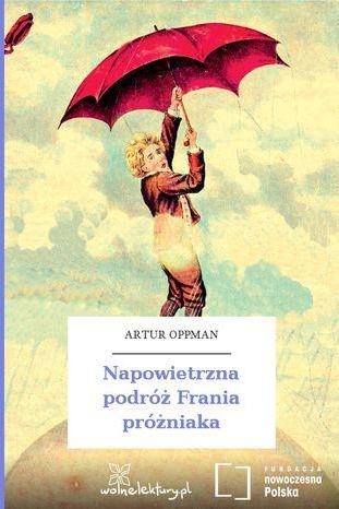 Napowietrzna podróż Frania próżniaka - Audiobook.