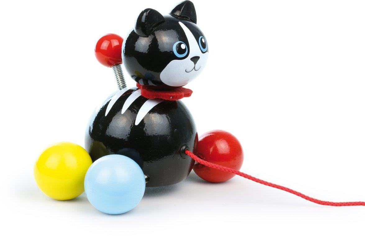 """Vilac vilac1708 """"Filou kot pull wzdłuż zabawki"""