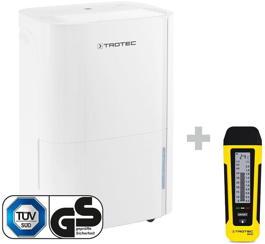 Osuszacz powietrza TTK 54 E + Miernik wilgotności BM22