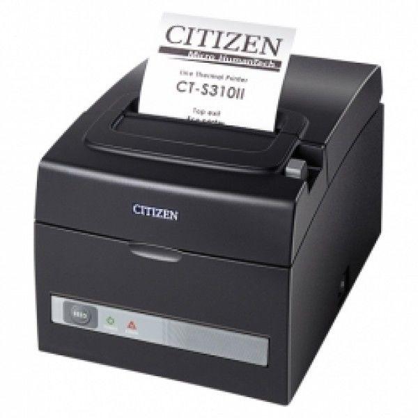 Citizen CT-S310 II, USB (lub Ethernet - opcja), czarna, obcinacz -KURIER od 15zł!