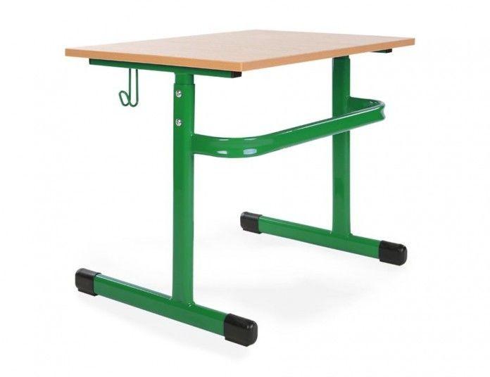 Ławka, stół szkolny regulowany Adam 1 osobowy 2- 6 700x500