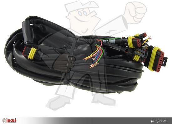 U38 Wiązka elektryczna Lovato SMART