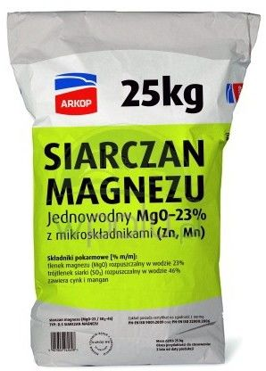 SIARCZAN MAGNEZU 23-Mg,46-S 25kg ARKOP