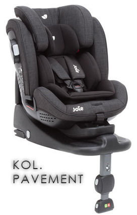 Joie Stages IsoFix (0-25 kg) - Pavement