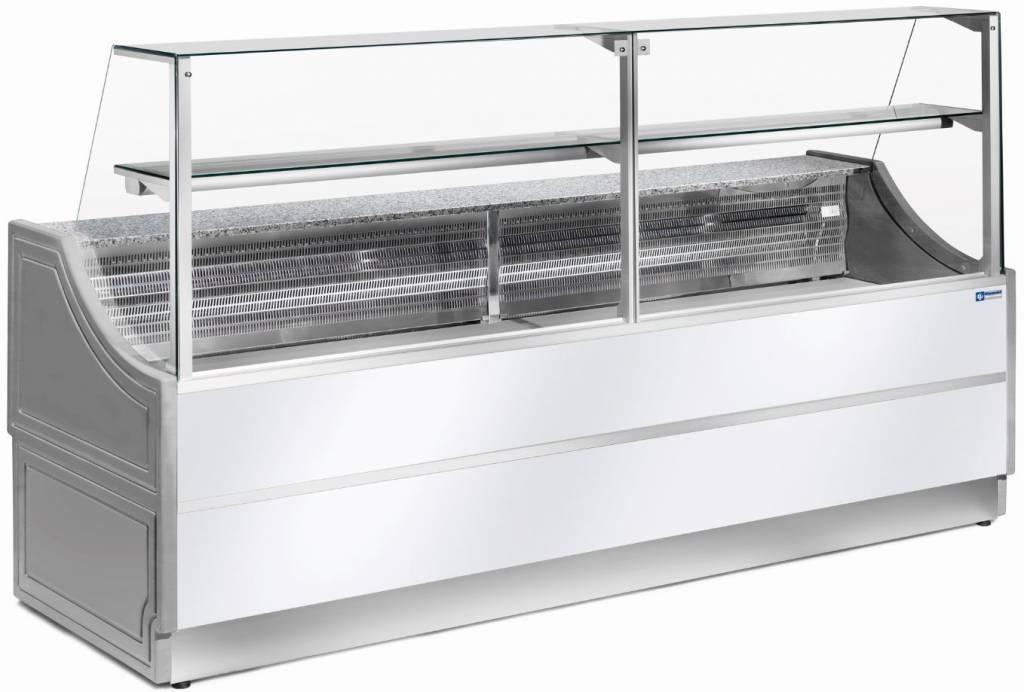 Lada chłodnicza bez zbiornika +4 +6  250W 1000x810x(H)1350mm