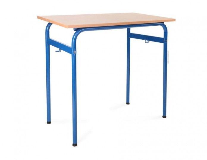 Ławka, stół szkolny 1 osobowy Bartek 700x500